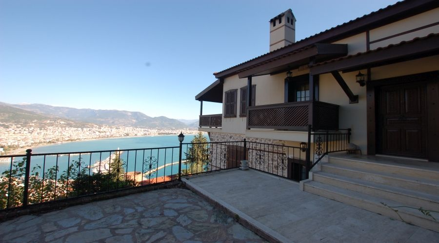 Alanya Luxury Villa P043