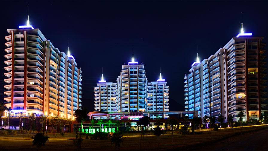 Alanya Luxury Residence P040