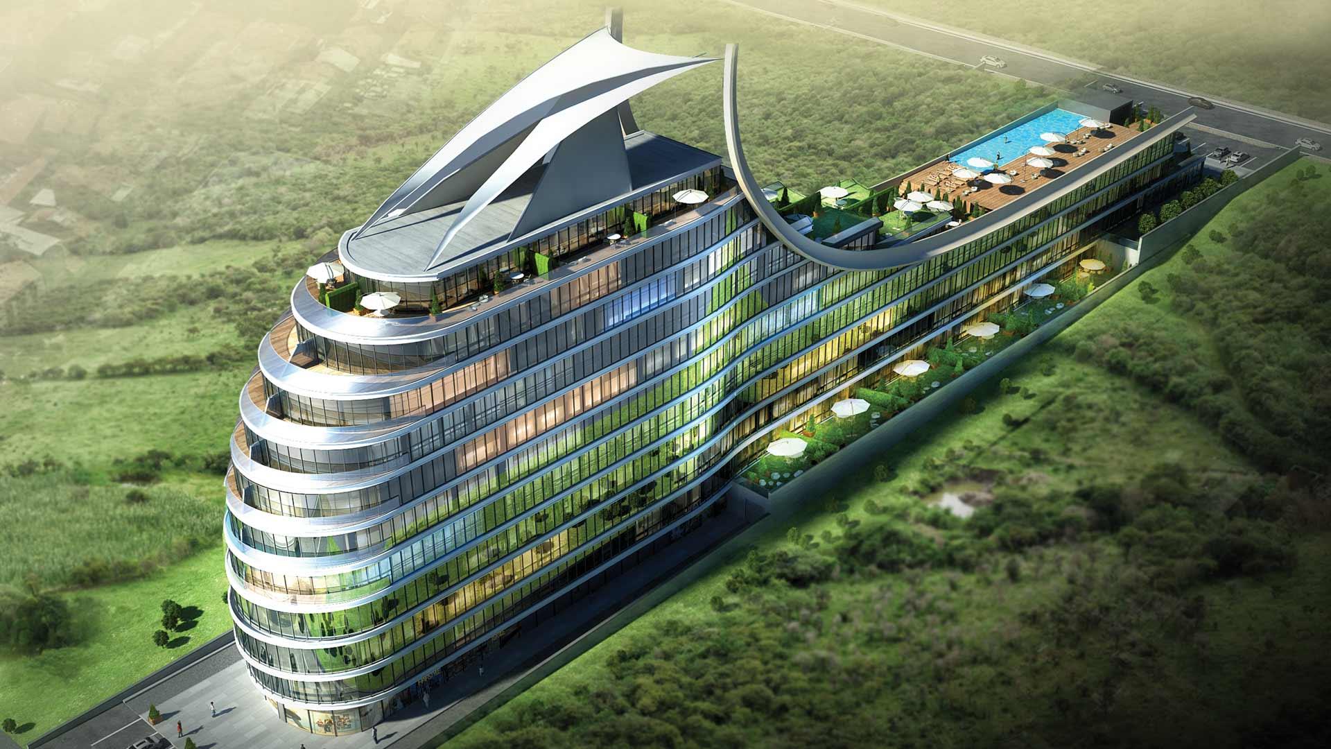 Istanbul Luxury Apartment