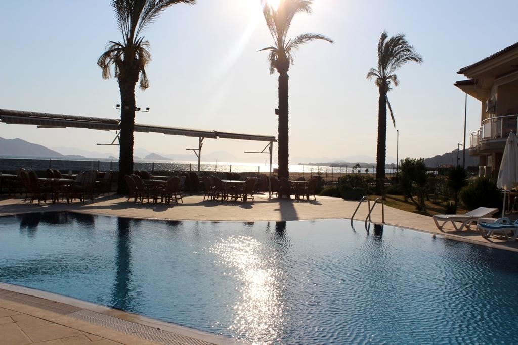 Fethiye , Sea Front 1B/R Apartment