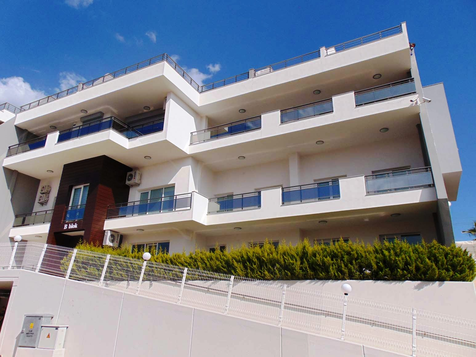 Kusadasi – luxury Sea view Apartments