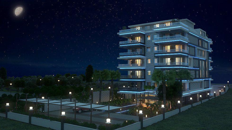 Alanya – Nice Apartments P037
