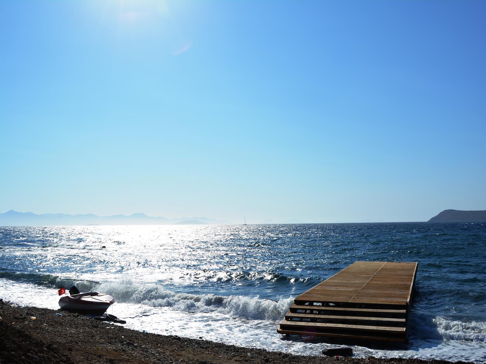 Bodrum – Seafront Villa