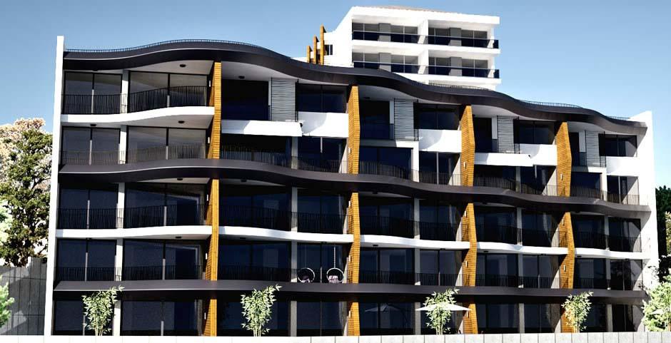 Kusadsi – Beach Luxury Complex