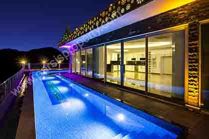 Alanya 6+1 Luxury Villa