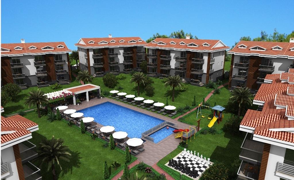 Fethiye ,2 B/R Apartments