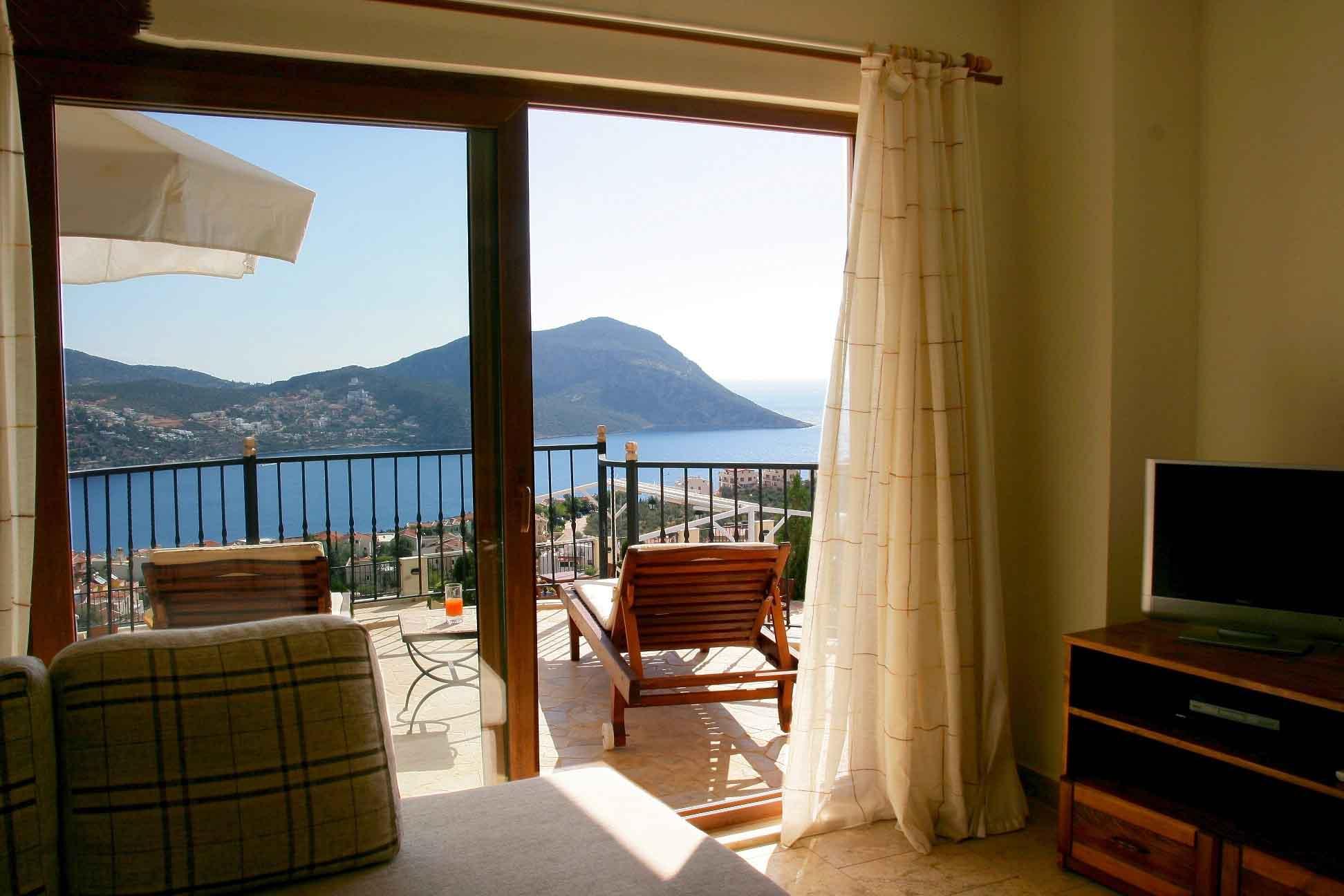 Fethiye , Kalkan ,luxuries Sea View