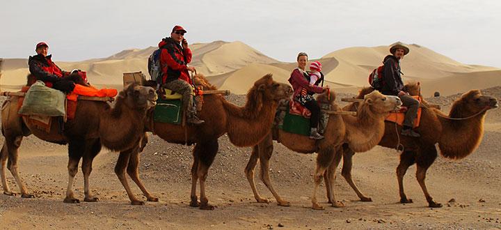 Iranian Desert Sands –            15Days
