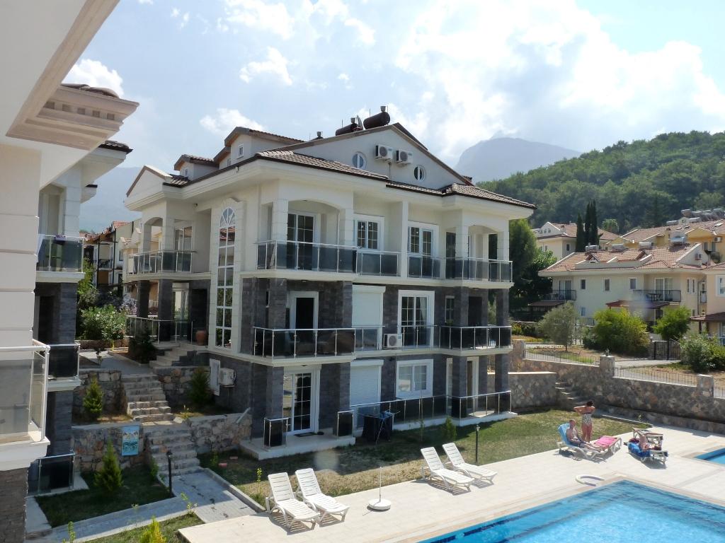 Fethiye –  Apartments With Sea & Mountain Views