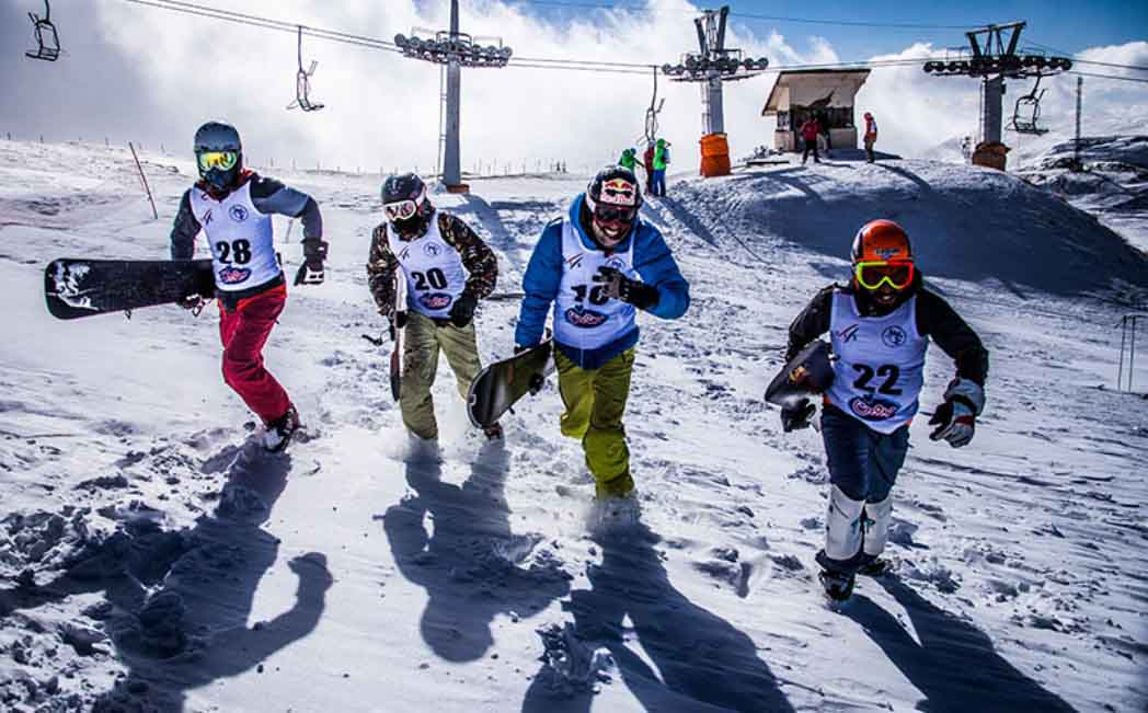 Dizin Ski Resort – 4 Days